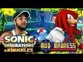 Sonic Generations PC - Grand Metropolis & Knuckles! (4K 60FPS) Mod Madness!