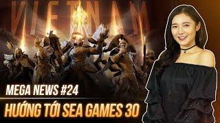 MEGA NEWS #24   Top 4 hướng tới SEA Games 30 - MAD gục ngã tại GCS!!