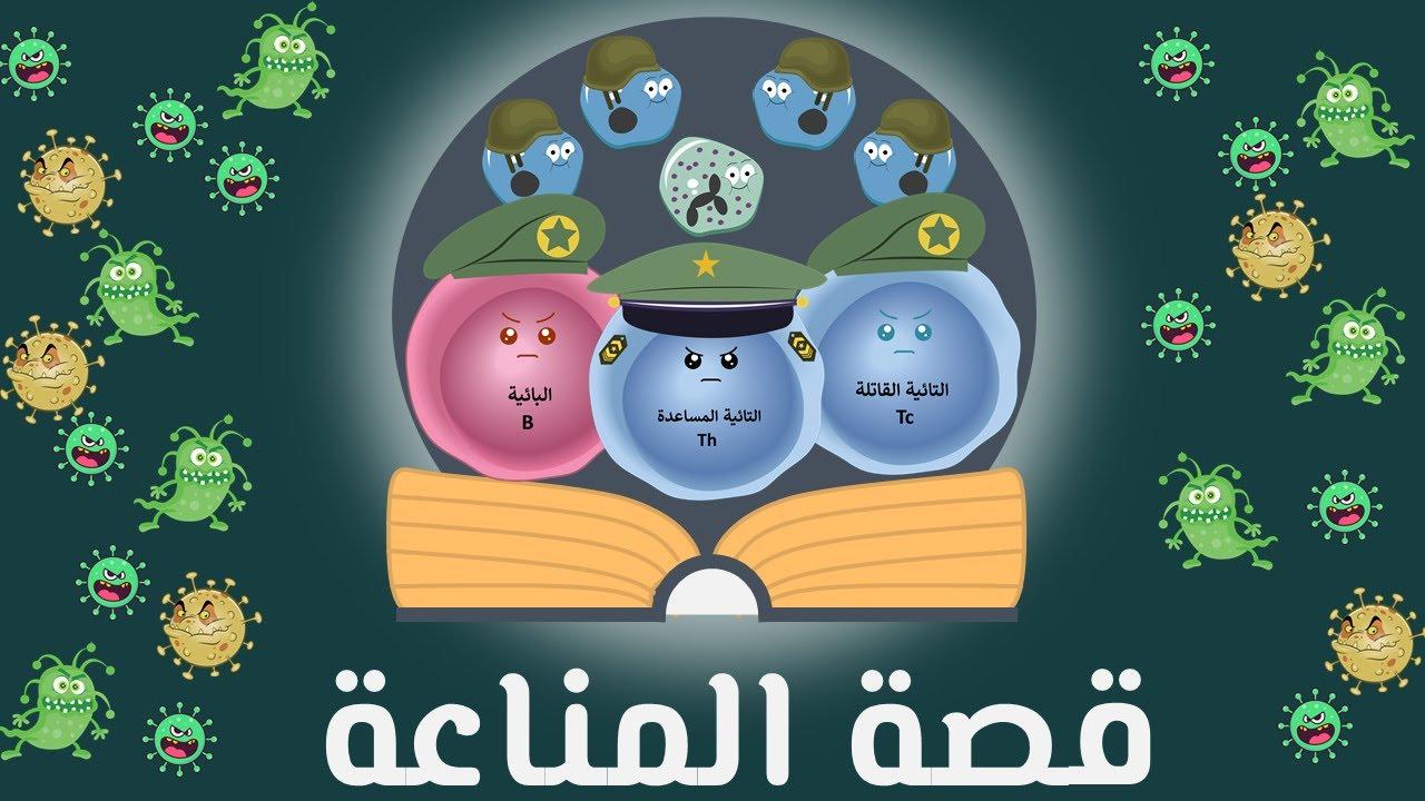 المناعة في الإنسان : أساسيات لفهم المناعة (هام جدا جدا ) | أحياء الصف الثالث الثانوي نظام جديد