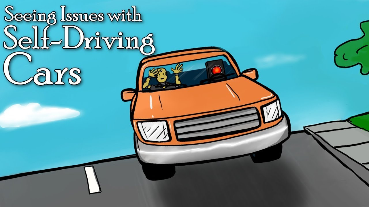 Seeing Issues with Self-Driving Cars
