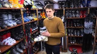 видео Горнолыжные ботинки