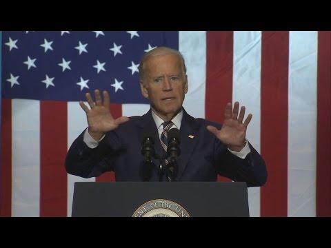 Joe Biden Says Donald Trump Is 'Painfully Uninformed'