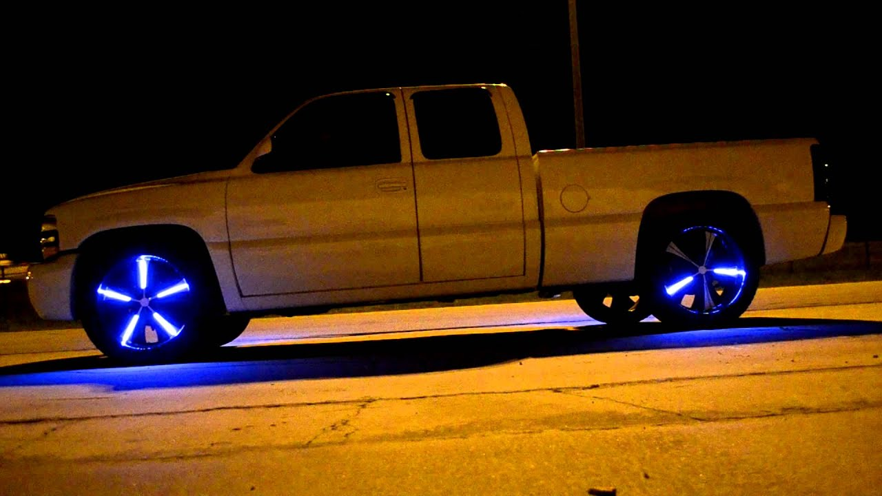 sportbikelites new led light up rims and wheels for truck and cars youtube. Black Bedroom Furniture Sets. Home Design Ideas