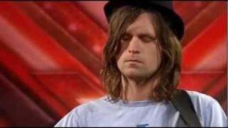 [dk] X-factor 2010 Thomas synger Damien Rice Danmark