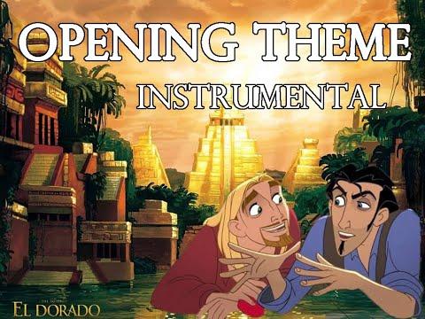 Instrumental Road to El Dorado - Opening Theme