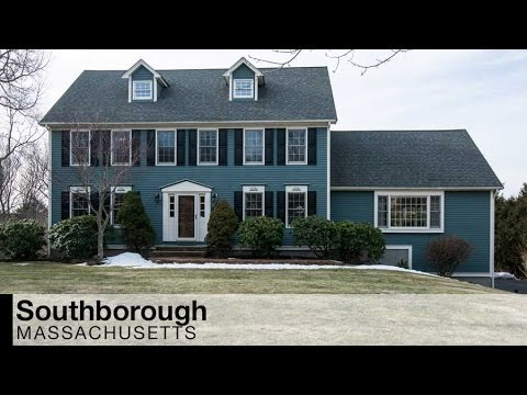 Video of 26 Constitution Drive | Southborough, Massachusetts real estate & homes