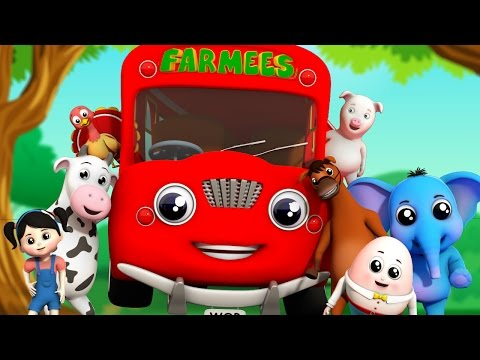 Top 50 Nursery Rhymes | Farmees | Kids Songs | Baby Rhymes | Children rhymes