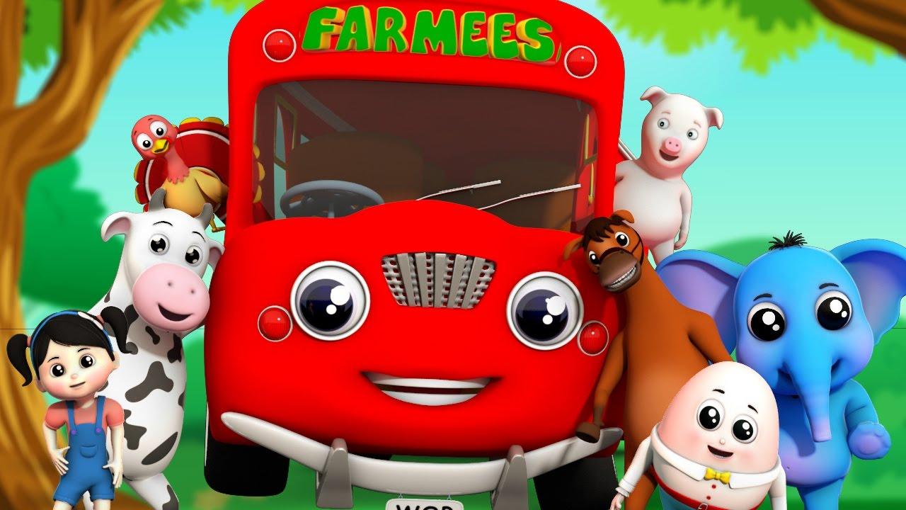 Top 50 Nursery Rhymes | Farmees | Kids Songs | Baby Rhymes ...
