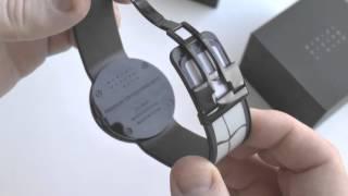Обзор японских E-Ink часов FES Watch by Sony