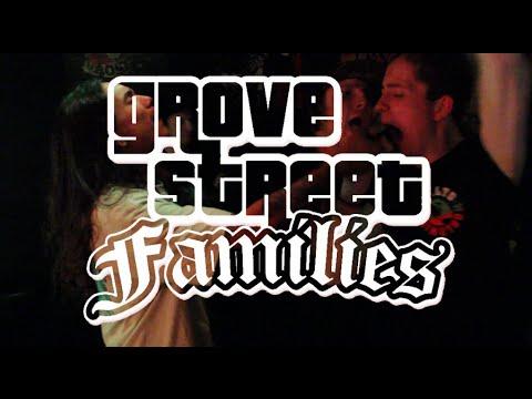 GROVE STREET FAMILIES - FULL SET - OPIUM, EDINBURGH - 30.05.16