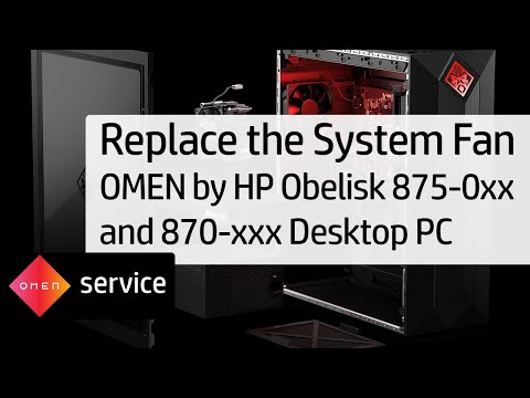 Download Hp Omen Obelisk Heat Problems Solved No Motherboard