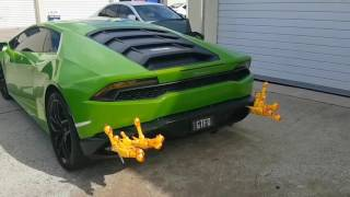 Exhaust pipe madness;  a compilation