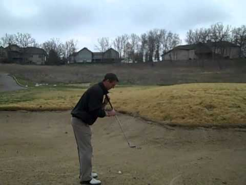 Golf Tip - Fairway Bunker Shot