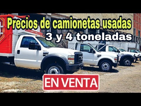 TOYOTA pickup tundra y tacoma EN VENTA LAS MEJORES TRUCKS tianguis de autos usados zona autos top 10 from YouTube · Duration:  16 minutes 47 seconds