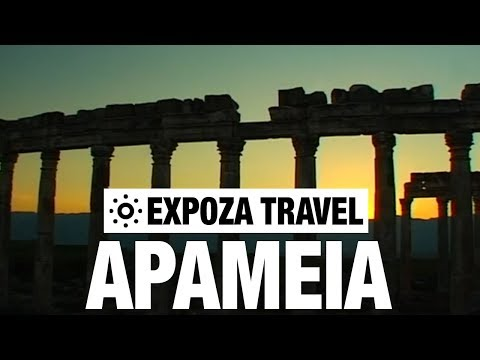 Apameia (Syria) Vacation Travel Video Guide