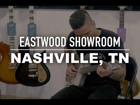 Eastwood Showroom Opens in Nashville, TN