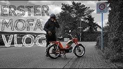 Sind 25 km/h zu wenig? Crosshelm auf dem Mofa? | Moped Factory Mofa Vlog - Zündapp 442