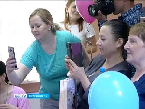 В больнице №20 состоялся праздник в рамках благотворительной программы банка ВТБ
