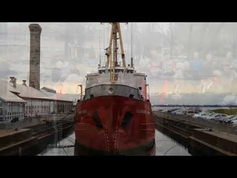 Kingston Dry Dock featured in new exhibition