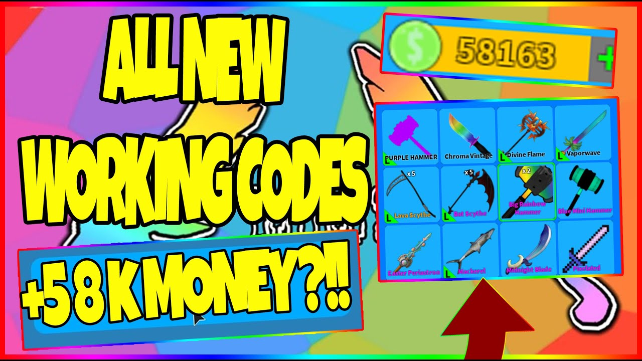 All 10 New Codes In Murder Mystery 3 Roblox June 06 2020