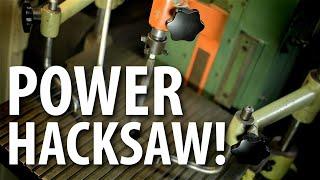 POWER HACKSAW ... upgrade?