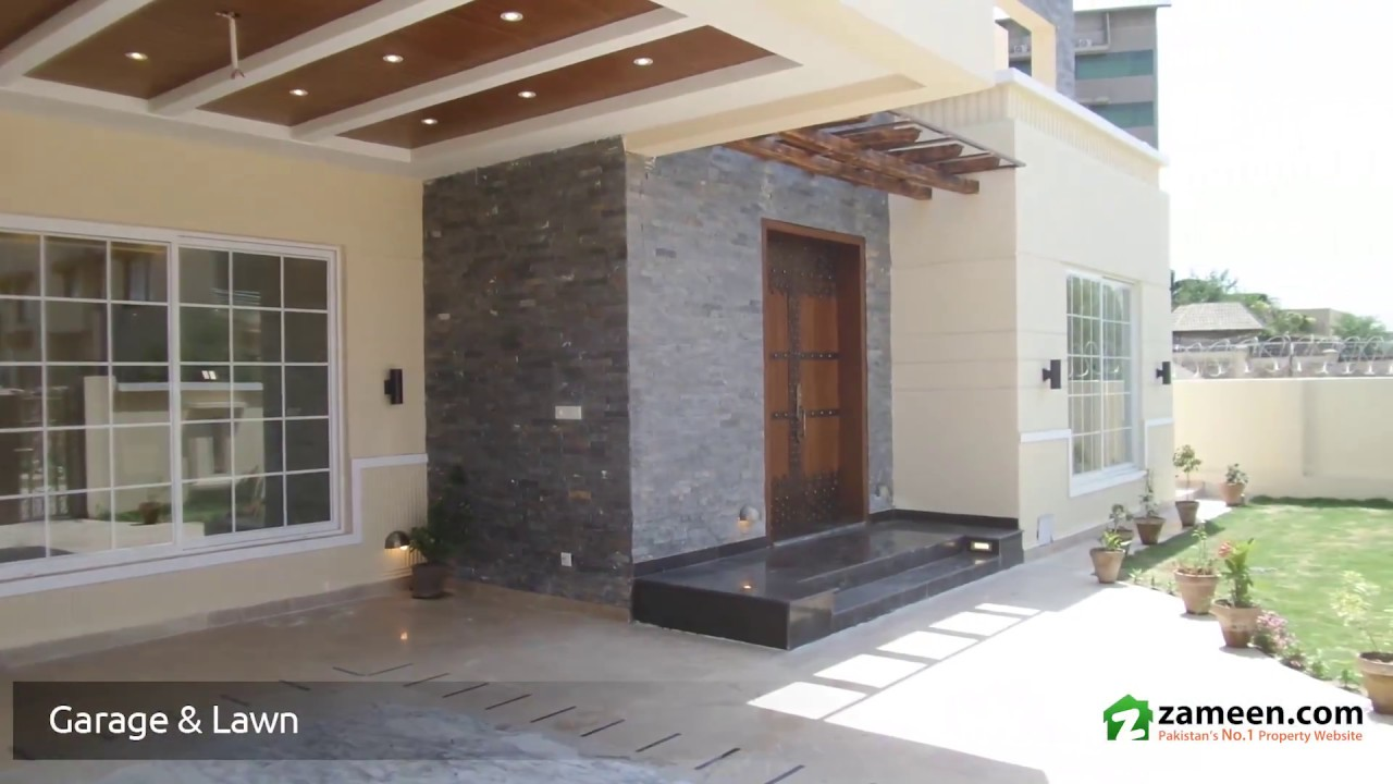 5 BEDROOM HOUSE FOR SALE IN DHA PHASE 2 - SECTOR E ...