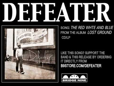 Red White and Blue by Defeater