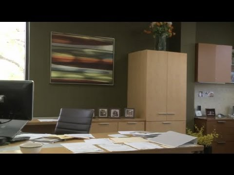 office interior colors. The Best Soothing Color To Paint In An Office : Interior Design For - YouTube Colors T