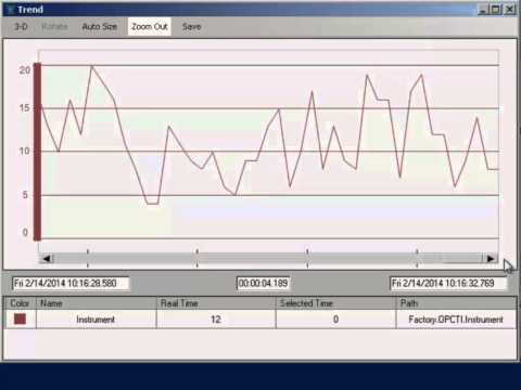 OPC Trend Software - Download OPC Expert for free