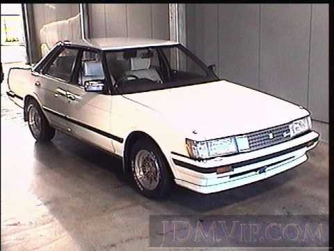 1986 TOYOTA MARK II GX71
