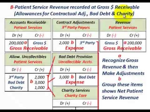 Not For Profit Accounting (Hospitals, Health Care Organizations, Different Funds, Income, Etc.)