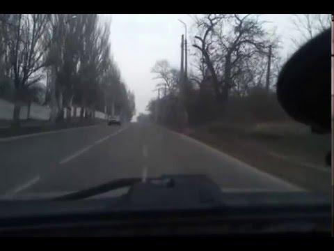 Донецк.Небольшая поездка по
