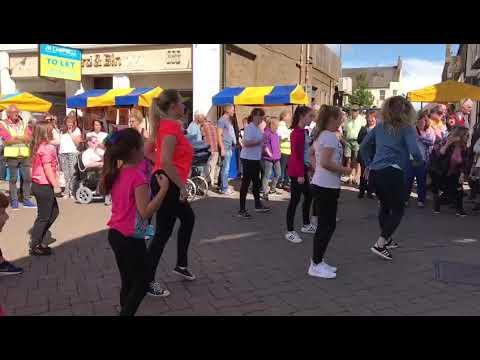Arbroath Flashmob