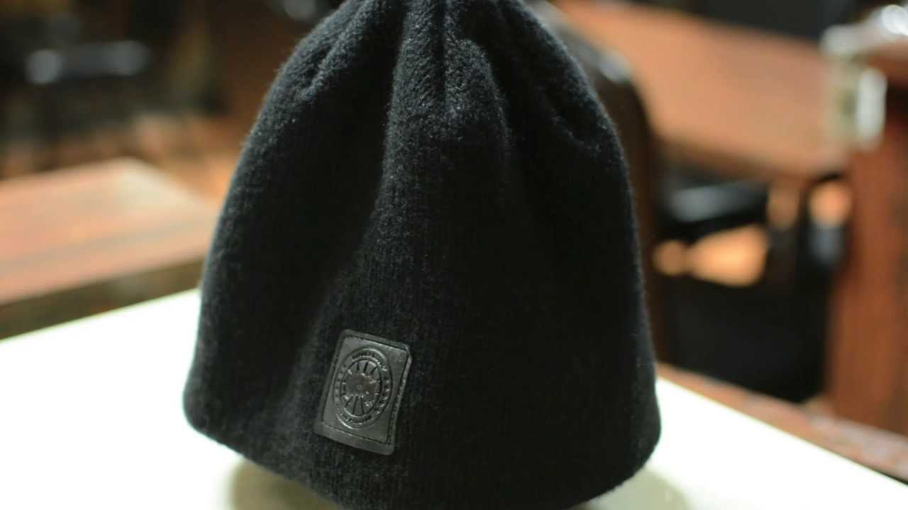 5ab606964 Canada Goose - Cashmere Beanie - In-depth Review