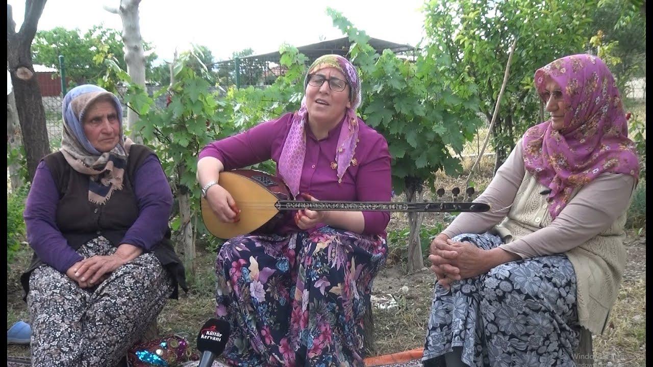 Sultan Bacı'yı Evinde Ziyaret Ettik - Köy hayatı ve Cevizin Yaprağı Dal Arasında