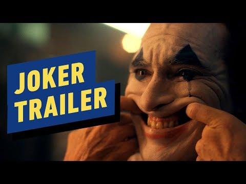 Joker - Teaser Trailer (2019) Joaquin Phoenix, Robert De Niro