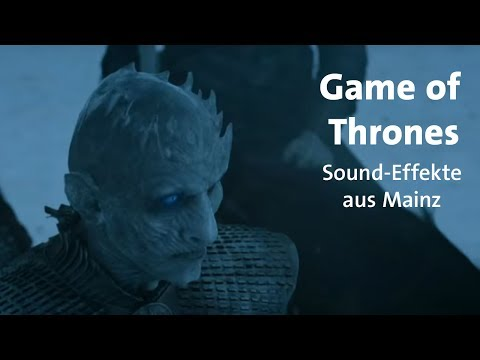 Game of Thrones: Deutsche Firma liefert Sound-Effekte
