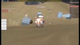 ROBLOX: BB-8 - AstroCode - Gameplay nr.0587