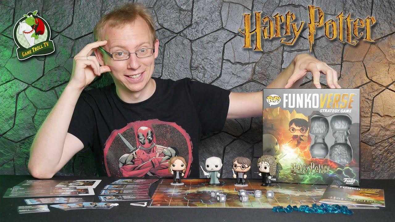Harry Potter Funkoverse | Gra planszowa | Recenzja