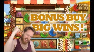 Extra Chilli Bonus Buy BIG WINS!