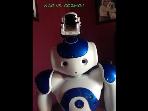 The Challenge Nao vs Cozmo