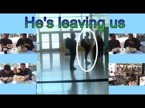 HE'S LEAVING US | Mukbang