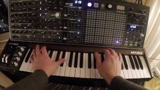 Review: Arturia MatrixBRUTE