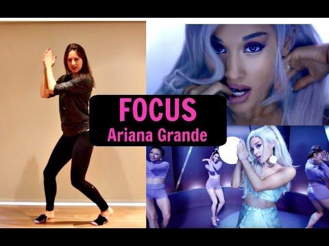 Ariana Grande 'FOCUS' Dance Tutorial | andreakswilson
