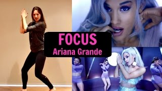 Video Ariana Grande 'FOCUS' Dance Tutorial | andreakswilson download MP3, 3GP, MP4, WEBM, AVI, FLV Oktober 2018