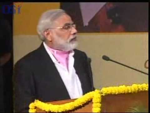 Shri Modi dedicating 1MW Solar plant & Institute of Seismological Research to the Nation