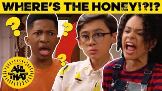 New Cast Needs Honey OR ELSE! 🍯 + BONUS Clip | All That