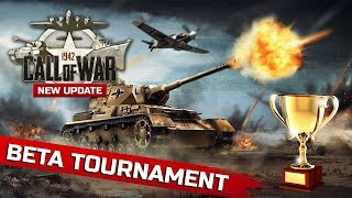 Call of War 1942 22 Player Beta Tournament Day 11 EP 7