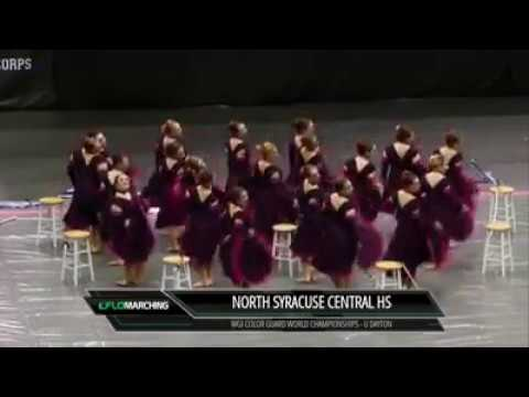 North Syracuse Central HS World Finals 2017