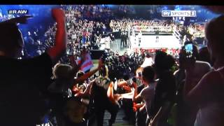 Joey Deacon on WWE Monday Night Raw, 19 May 2014